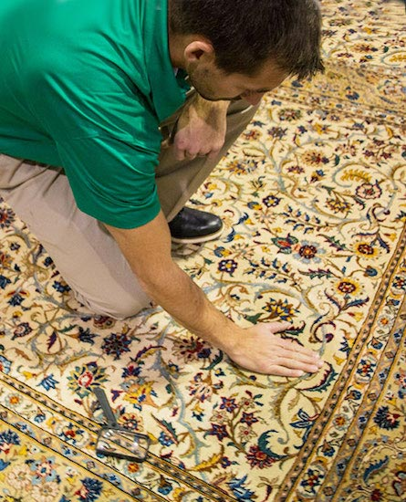 Professional Area and Oriental Rug Cleaning by Kill Devil Hills Chem-Dry