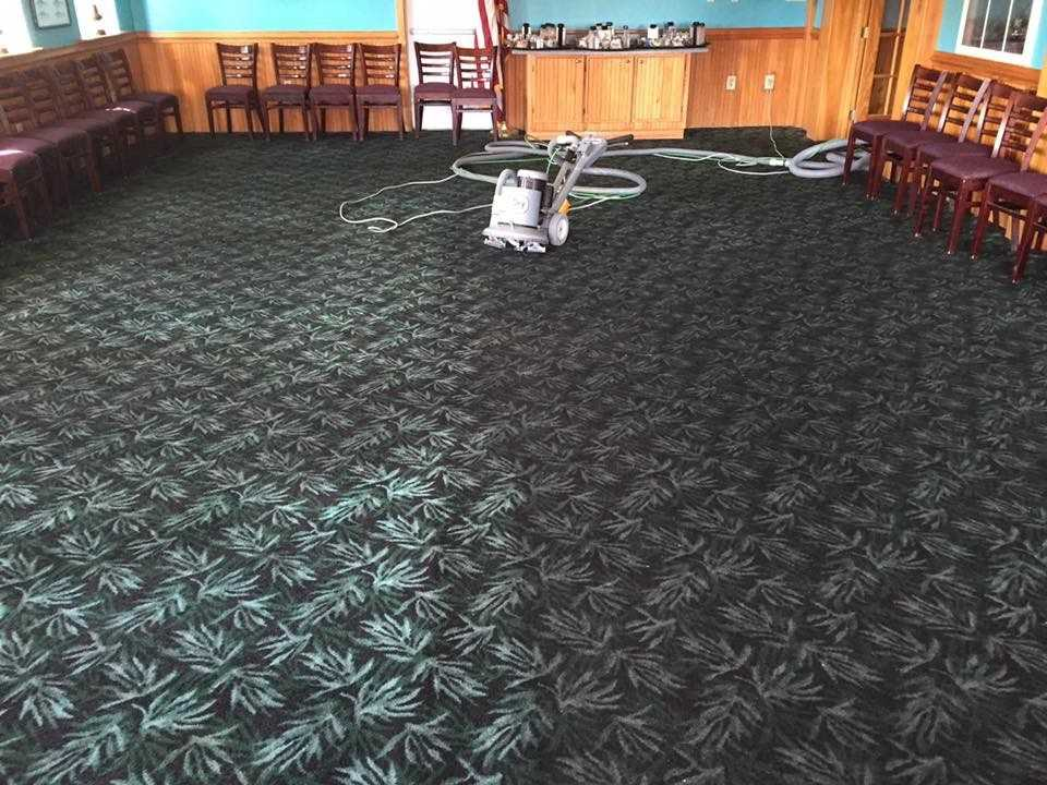 Before and After Carpet Cleaning | Kill Devil Hills Chem-Dry